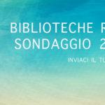 BIBLIOTECHE RBBC – SONDAGGIO 2016