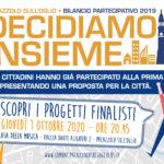 BILANCIO PARTECIPATIVO 2019-2020 | PROGETTI FINALISTI