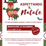 Aspettando il Natale. Letture online per bambini da 3 a 6 anni
