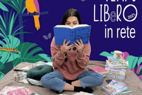 Tempo libero in rete 2021: bibliografia per ragazzi dagli 11 ai 14 anni
