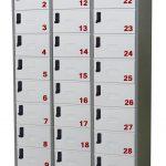 Lockers per il ritiro facile e veloce delle tue prenotazioni!