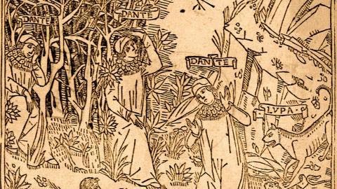 """""""Dante e gli altri"""": la raccolta Lanfranchi celebra i 700 anni dalla morte del poeta"""